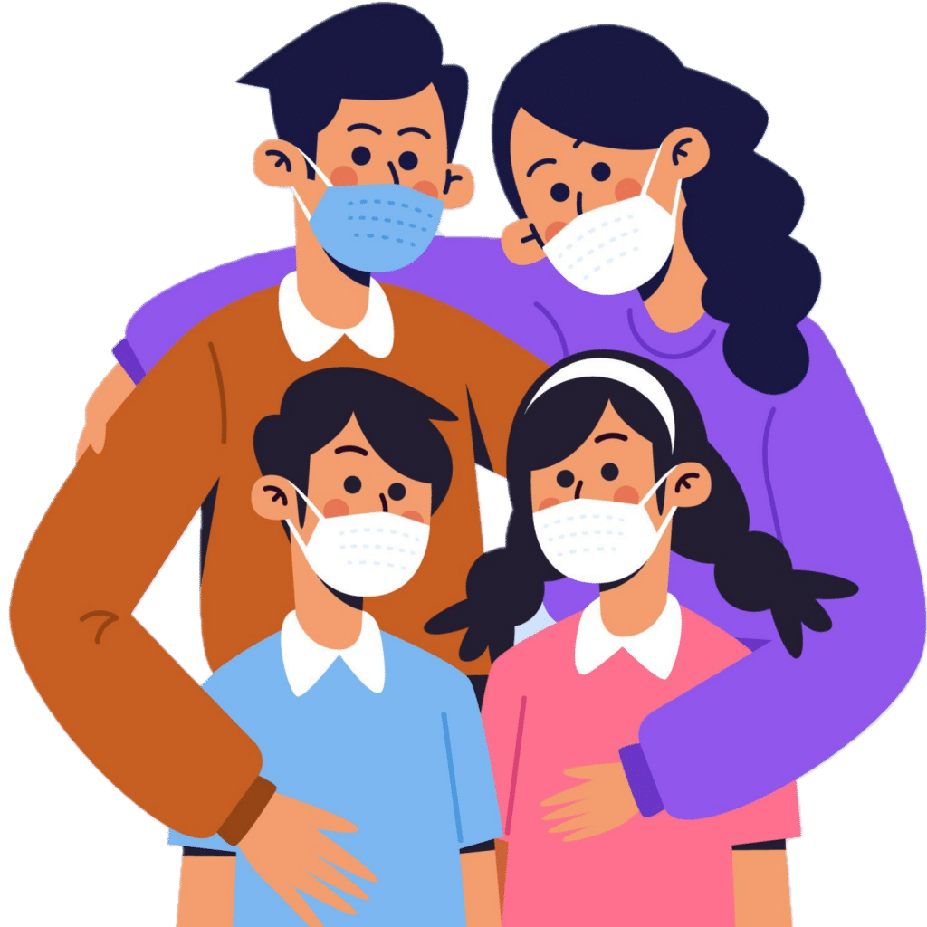Family bonding will help you to get comfortable with your kids, and make it a lot easier to teach children at home.