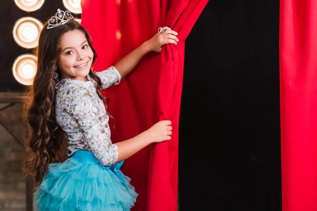 Getting over stage fright is a lot easier than what you might think! All you need is a little preparation and a plan to help the kids completely overcome stage fright.