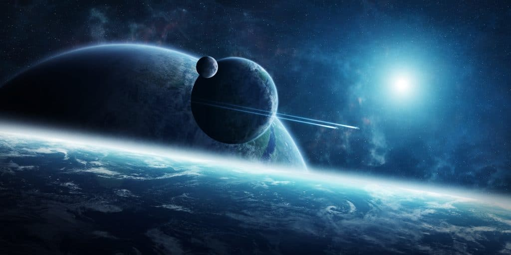 Understanding the science of space and technology - astrophysics is inspirational, it open your mind to creative imagination, and allows you to dream big.