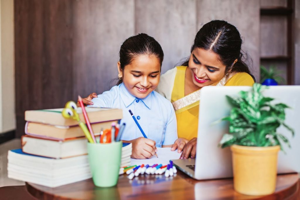 Helping the kids with their homework and studies is an imperative duty to us as parents.